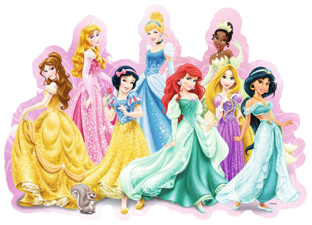 Загадки про принцесс Диснея