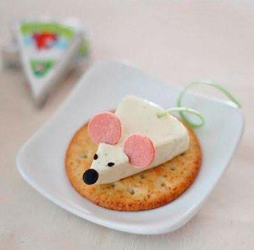 оформление детских блюд на день рождение