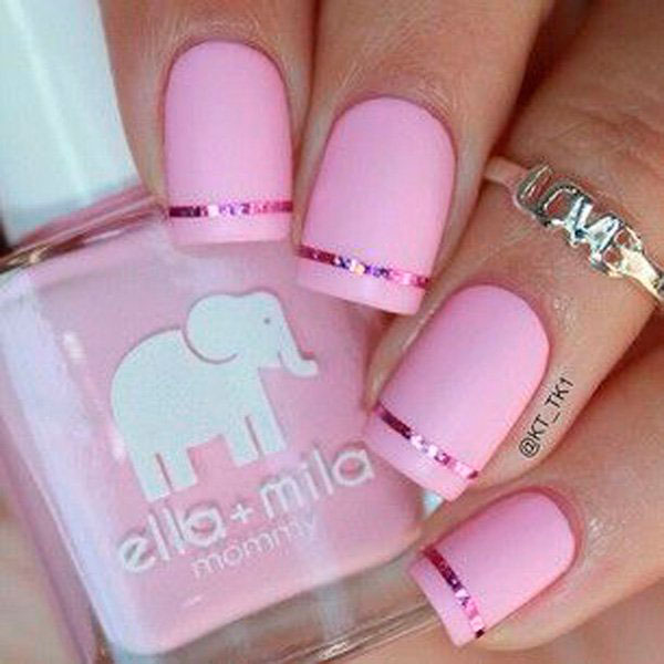 Lovely-Metallic-Nail-Polish-Ideas-49