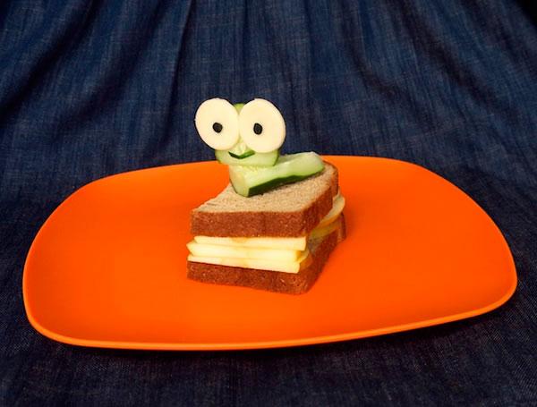 маленький бутерброд