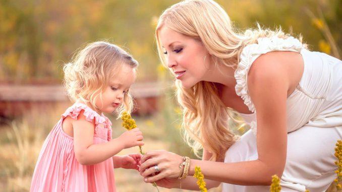 Особенности воспитания девочек в семье
