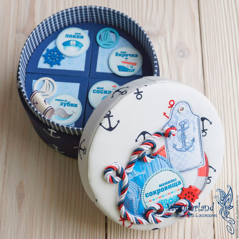 мамины сокровища в морском стиле--dlya-doma-interera-maminy-sokrovischa-v