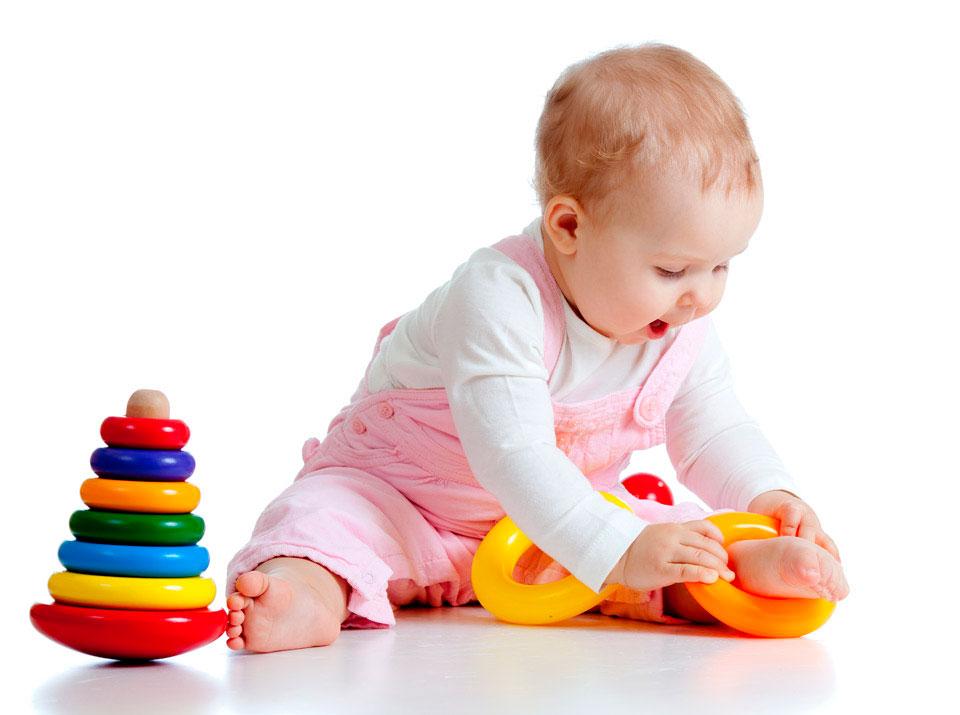 развивающие игры для детей в 9 месяцев