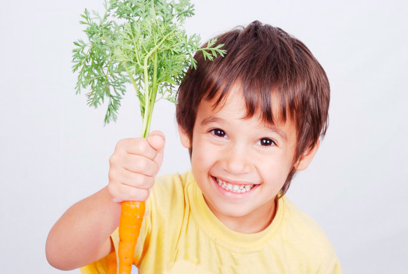 children's puzzles about vegetables