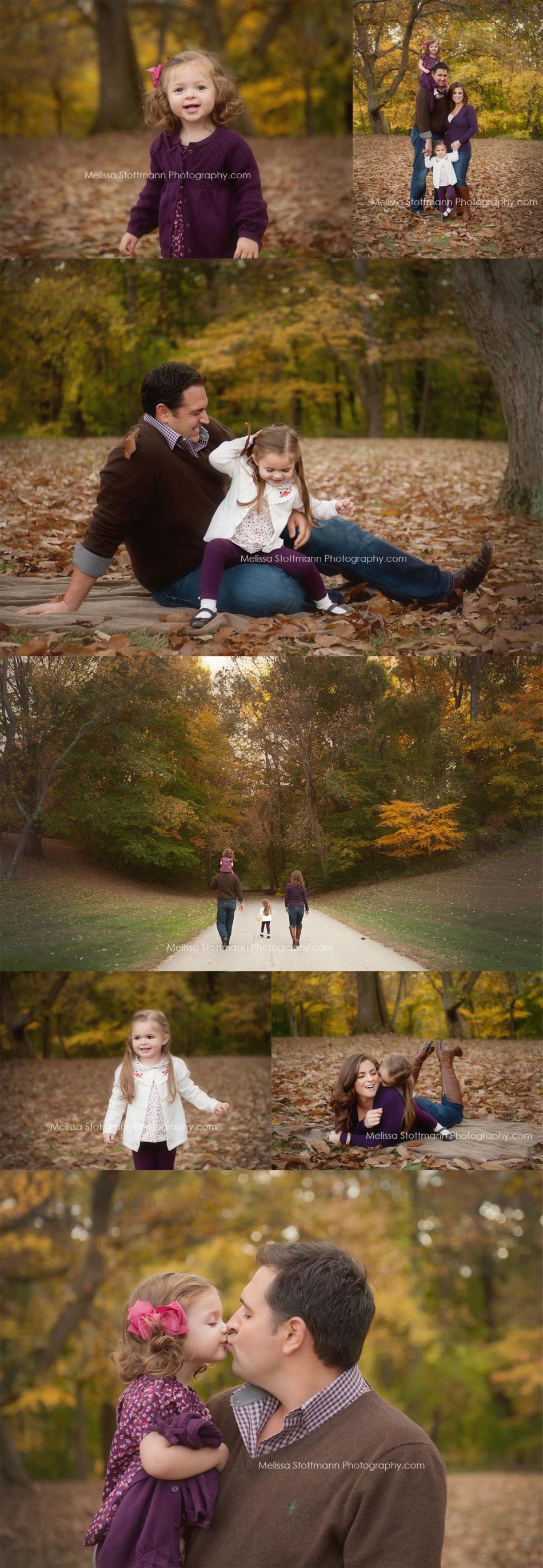 идеи для фотосессии осенью всей семьей