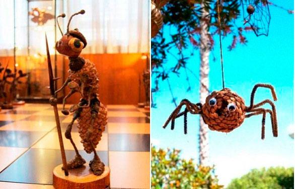 паук и муравей