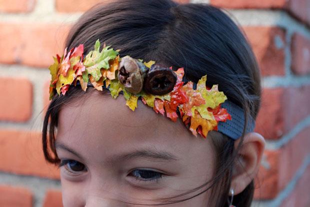 поделка украшение для волос