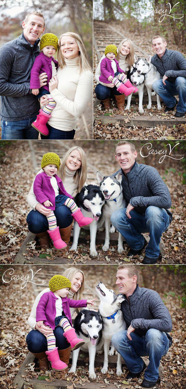 фотосессия с семьей и собакой