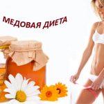 Медовая диета для похудения