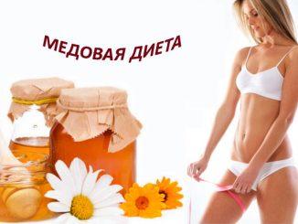 Медовая диета для похудения для женщин