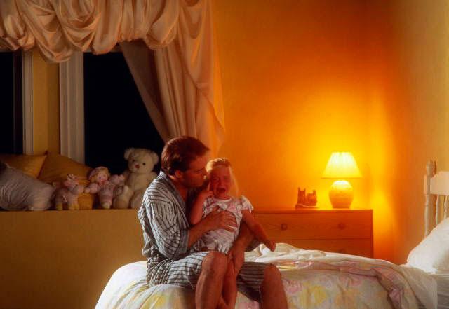 как помочь ребенку справиться с ночными кошмарами
