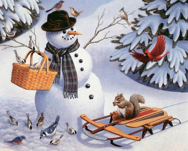 riddles about winter