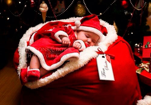 фото спящего малыша
