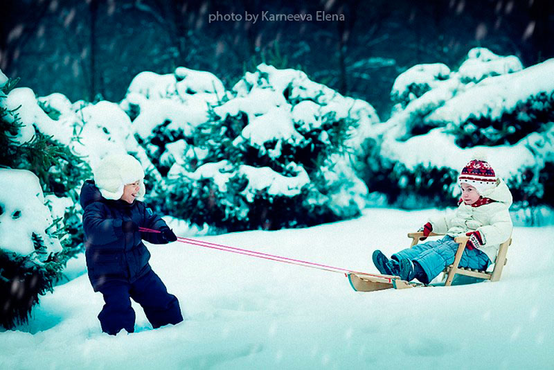 riddles about winter with answers for children