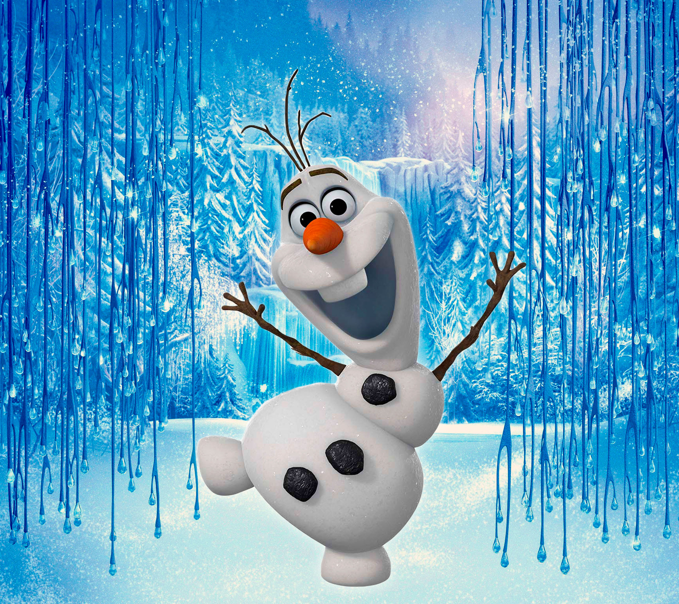 Olaf's song from Cold Heart