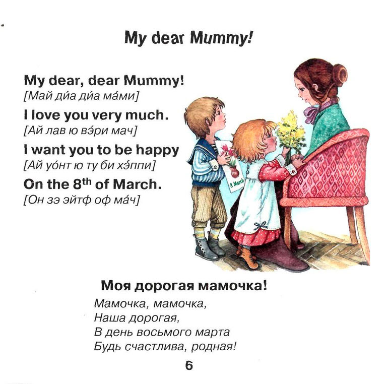 поздравления с днем рождения на английском языке с переводом