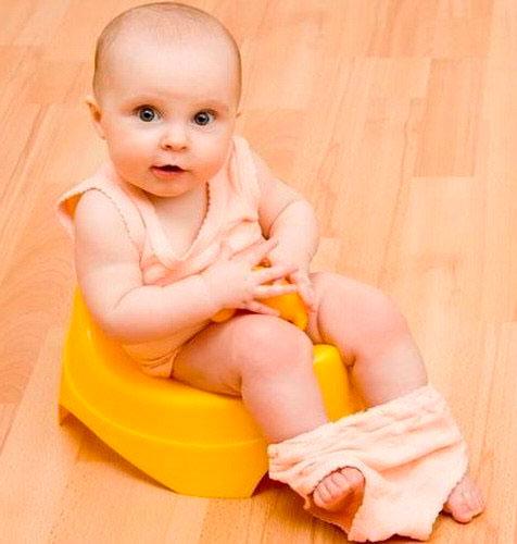 Как приучить ребенка ходить на горшок