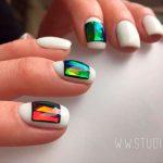 64 Идеи маникюра гель лаком на короткие ногти