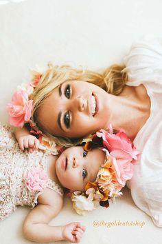 Мама и дочка 3