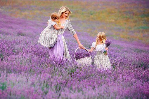 Идеи для фото мамы и дочки 10