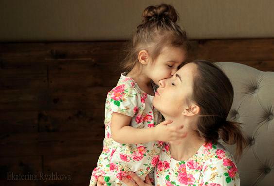 Идеи для фото мамы и дочки 8