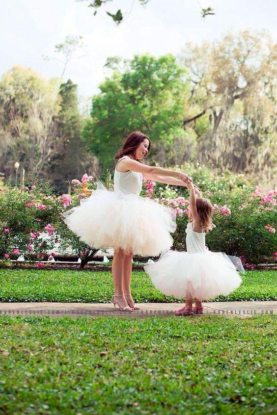 фотографии мамы и дочки в одинаковой одежде