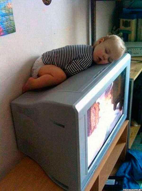 спящие дети 1