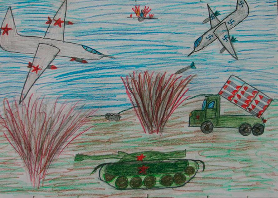 военные загадки для детей
