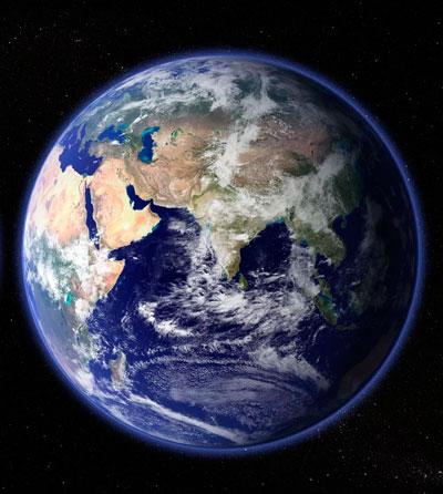 Загадки про космос: земля
