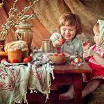 Стихи про Пасху для детей