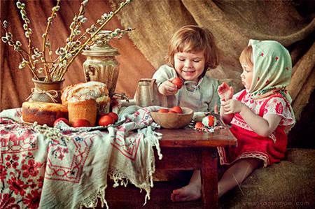 Стихи про пасху для детей 5-6 лет