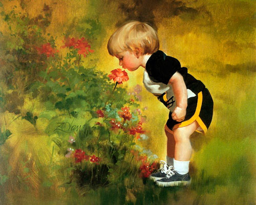 Картины Дональда Золана 16