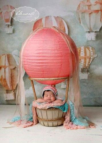 идеи для фотосессии малышей