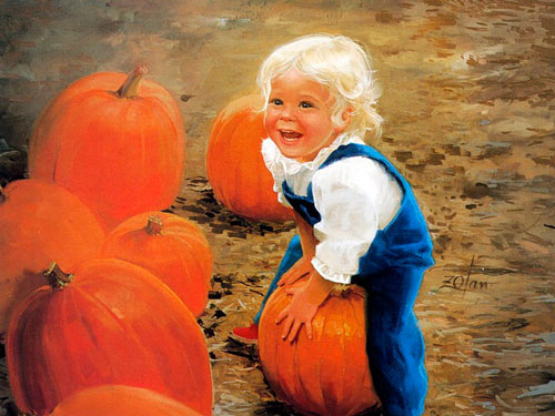 Картины Дональда Золана 36