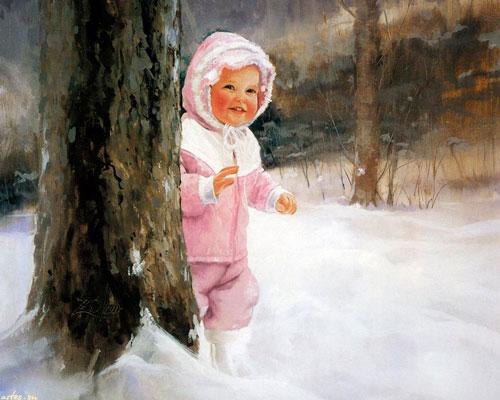 Картины Дональда Золана 40