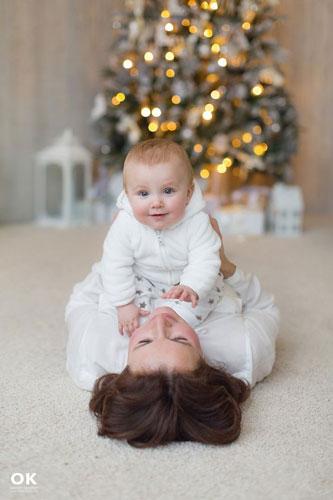 фото мамы и новорожденнного