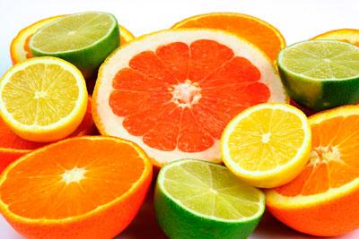цитрусовые фрукты для сжигания жира