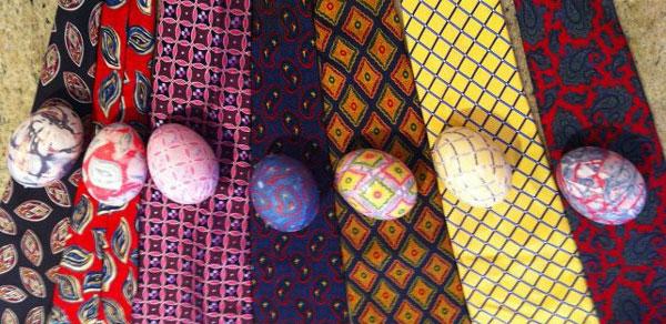 как оригинально покрасить яйца