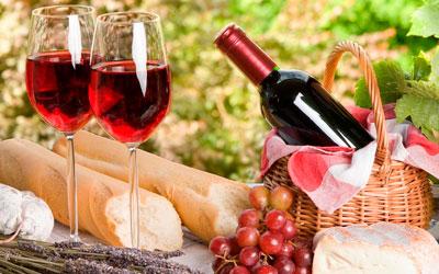 красное вино выводит токсины