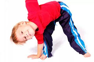 Развитие крупной моторики у ребенка 2-3 лет