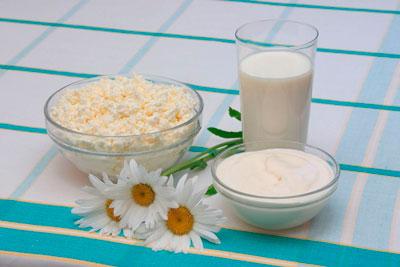 Рецепт маски: оливковое масло и кисломолочные продукты
