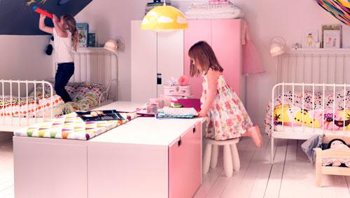 комната для двух девочек фото 3