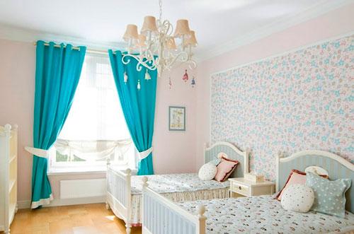 дизайн комнаты для девочек 18