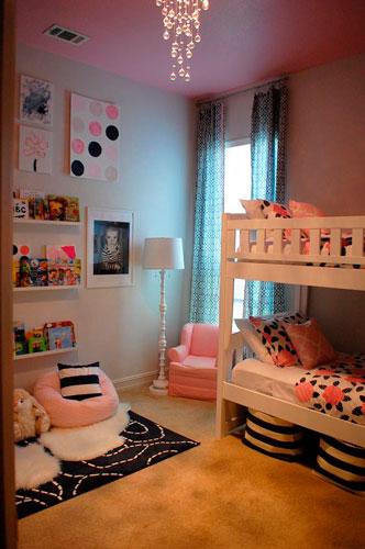 дизайн комнаты для девочек 9