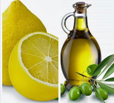 Рецепт маски для лица: лимонный сок и оливковое масло