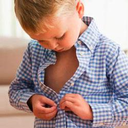 Как приучить ребёнка к самостоятельности в 3 года