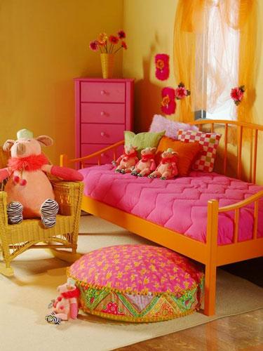 оранжевая детская 7