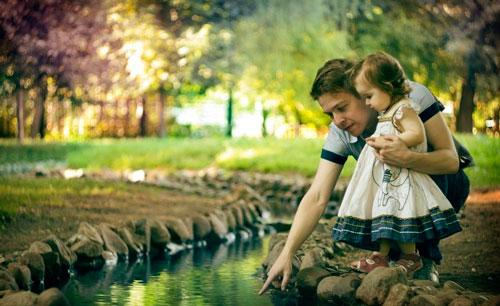 Роль отца в воспитании дочери в семье