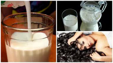 Домашние маски для волос против секущихся кончиков с кисломолочными продуктами