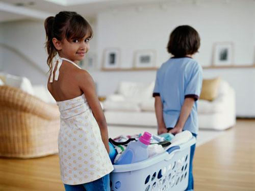 Как приучить ребенка к порядку в подрастковом возрасте